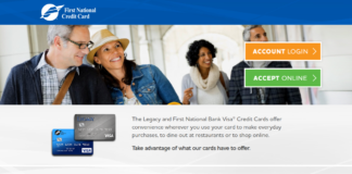 First National Credit Card