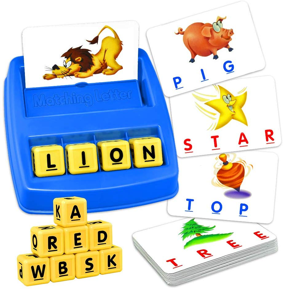 Best Educational Toys For 4 Year Olds 2020 Reviews ...