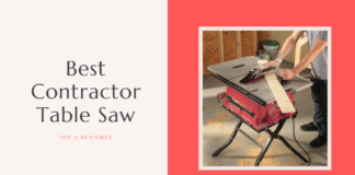 Best Contractor Table Saw